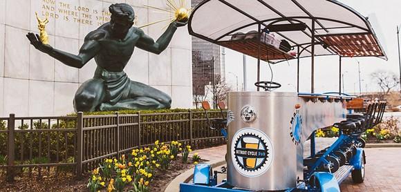 Photo via detroitcyclepub.com.