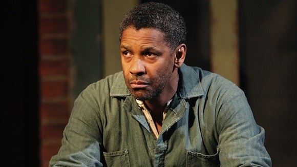 "Denzel Washington in ""Fences"" - COURTESY PARAMOUNT PICTURES"