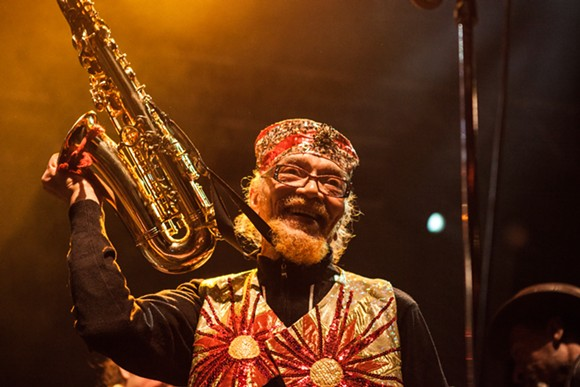 Marshall Allen. - COURTESY PHOTO,