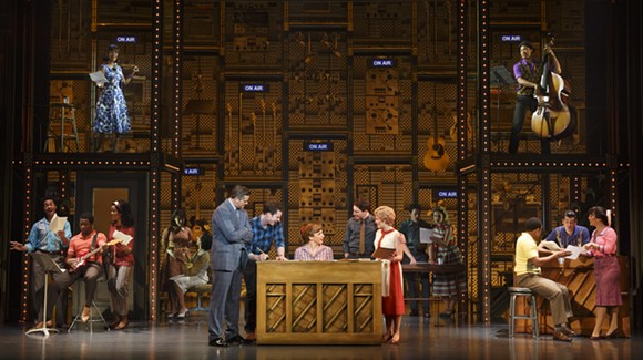 "The cast of ""Beautiful: The Carole King Musical."" - COURTESY PHOTO."