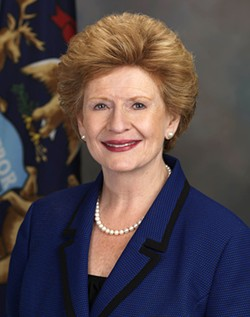 Sen. Debbie Stabenow (D-Mich) says no to DeVos appointment.