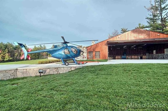 The helipad! - ZILLOW.COM