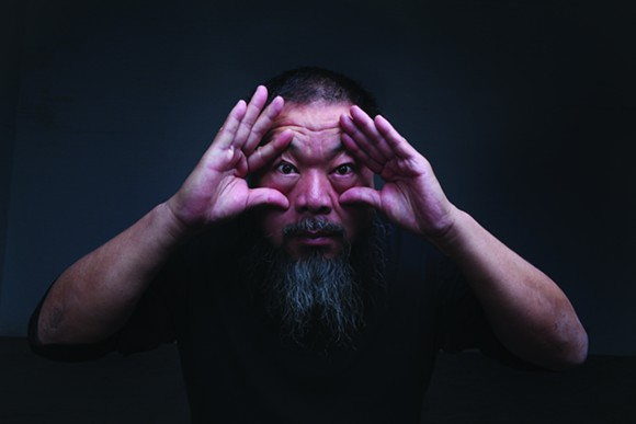 Ai Weiwei - COURTESY PHOTO