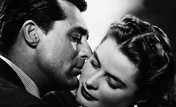 Notorious, Cary Grant Tribute Weekend @ Redford Theatre.
