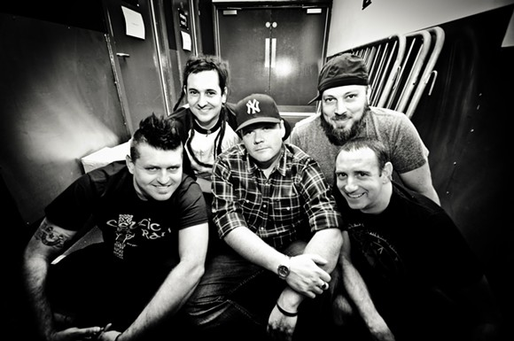 Less Than Jake @ Majestic Theatre - COURTESY PHOTO.