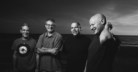 THE DESCENDENTS IN 2017 — THEY ARE PROBABLY OLDER THAN YOUR DAD. COURTESY PHOTO.