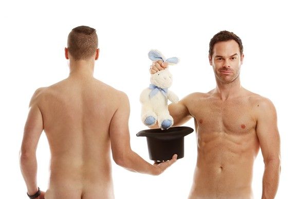 Naked Magicians to perform at the Fillmore.