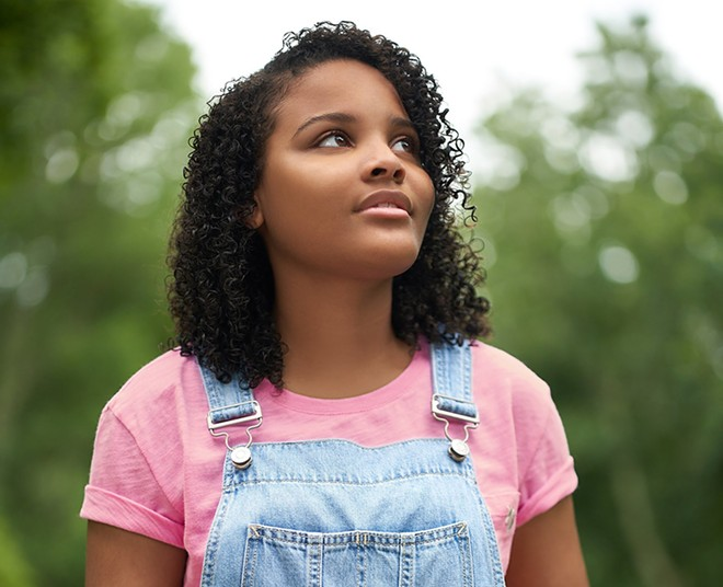 Mari Copeny, aka Little Miss Flint. - COURTESY OF GAPKIDS