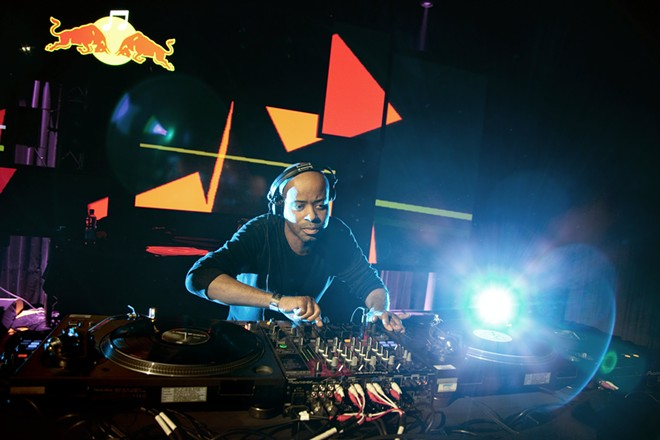Juan Atkins. - YANN GROSS/RED BULL CONTENT POOL