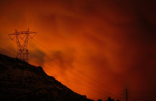 California wildfires in 2017. - SHUTTERSTOCK.COM