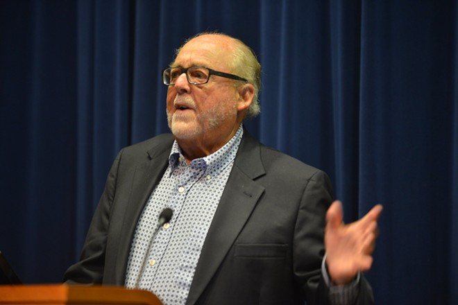 Peter Secchia. - GERALD R. FORD SCHOOL OF PUBLIC POLICY, FLICKR CREATIVE COMMONS