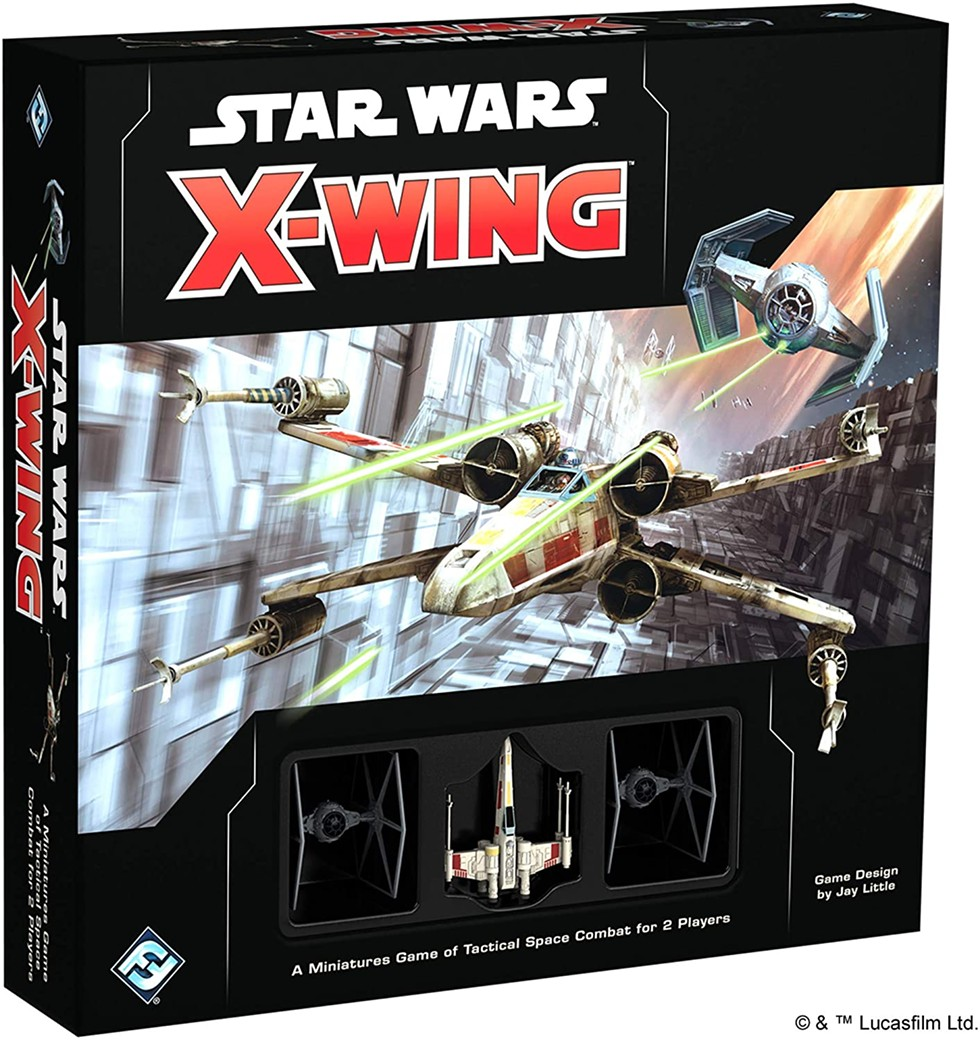 Star Wars X-Wing, $39.99. If 2020 were a game, we —the collective we — would definitely be losing. But head into the inclusive Warren-based game haven Eternal Games and you'll leave the winner of holiday gift giving. Specializing in tabletop role-playing like Dungeons and Dragons, Warhammer, Starfinder, and Star Wars: Legion (real nerds know). Eternal has a wide selection of board games, card-building games, dice, gaming accessories, as well as game-specific miniatures and all the tools needed to customize. Oh, and yes. They have the pandemic's favorite pastime: puzzles. - COURTESY OF FANTASY FLIGHT GAMES