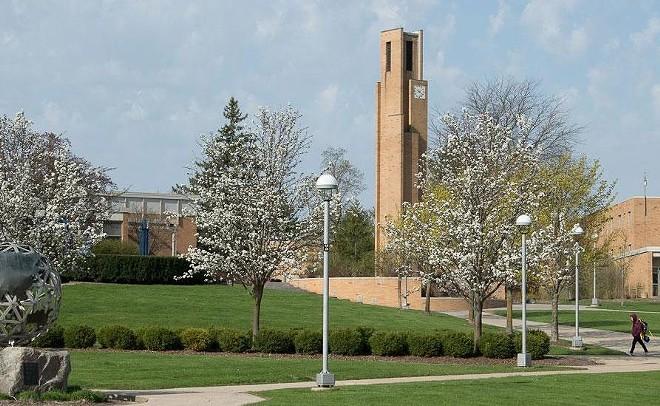 Ferris State University campus. - FERRIS STATE UNIVERSITY