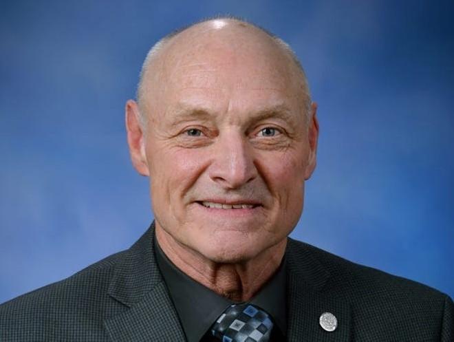 Michigan Rep. Gary Eisen, R-St. Clair Township. - MICHIGAN HOUSE