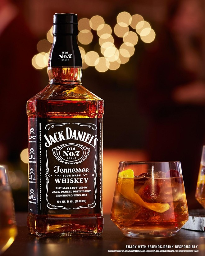 """Jack & Jingle"": The cocktail everyone will be glad is home for the holidays"