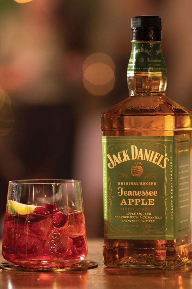 """Jack Apple Cranberry"" Have a holiday gathering that's Jack to the core"