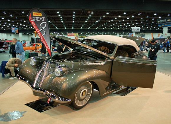 Autorama at Cobo. Courtesy photo.