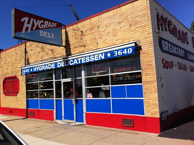 Hygrade Deli. - COURTESY PHOTO