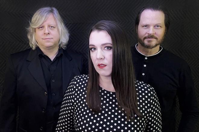 David Johnson, Kate Hinote, and Matthew Parmenter. - COURTESY OF ARTIST