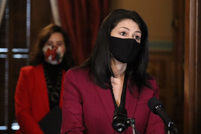 Michigan Attorney General Dana Nessel. - MICHIGAN GOVERNOR'S OFFICE