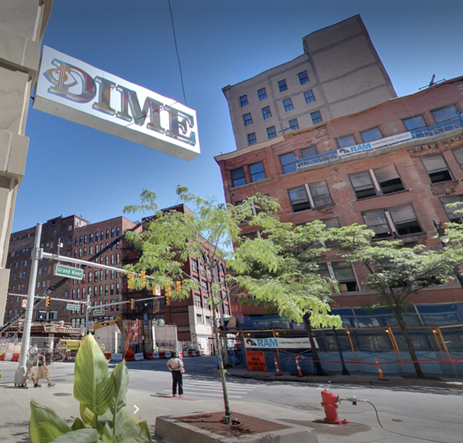 DIME Detroit's former campus, which closed last year. - GOOGLE MAPS/STREET VIEW