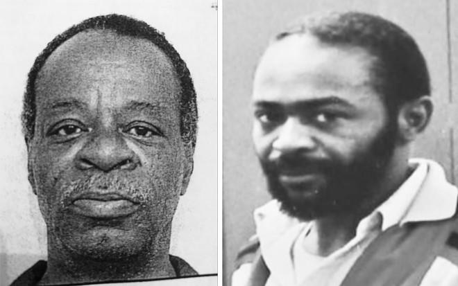 Charlie Mathews (left) circa 2000; Ray Gray (right) circa 1985. - COURTESY PHOTOS