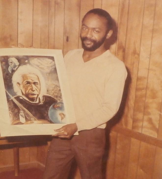 Ray Gray circa 1981. - COURTESY OF BARBARA GRAY