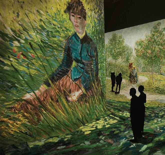 """Beyond Van Gogh: An Immersive Experience."" - COURTESY OF ""BEYOND VAN GOGH: AN IMMERSIVE EXPERIENCE"""