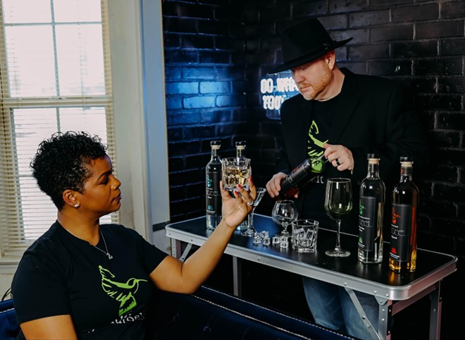 Nayana and Don Ferguson founded Anteel Tequila. - ANTEEL TEQUILA