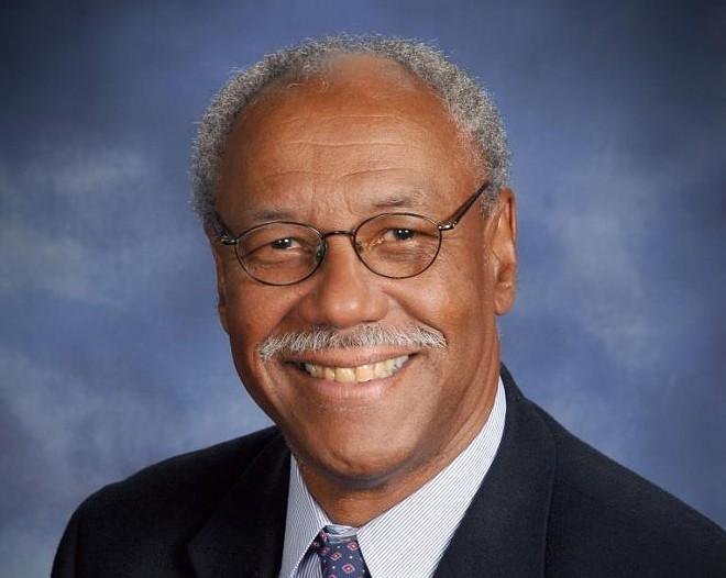 Detroit mayoral candidate Tom Barrow. - TOM BARROW
