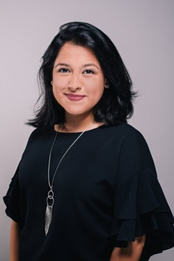 Gabriela Santiago-Romero. - GABRIELA SANTIAGO-ROMERO CAMPAIGN