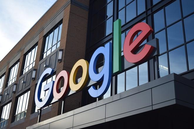 Google's building in downtown Detroit. - SHUTTERSTOCK