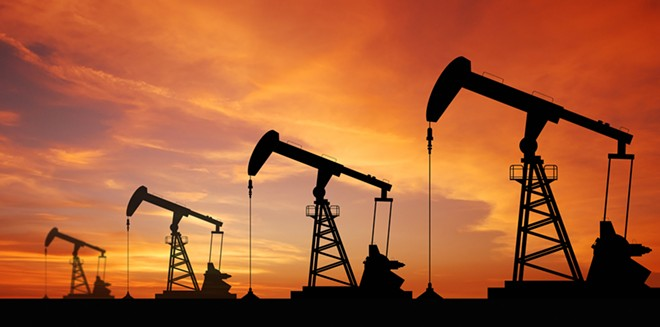 Advocates for curbing climate change want the federal government to require oil and gas companies to install methane-capture equipment, rather than allowing it to vent or flare into the atmosphere at well sites and facilities. - SHUTTERSTOCK