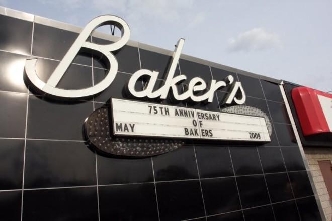 Baker's Keyboard Lounge. - COURTESY PHOTO