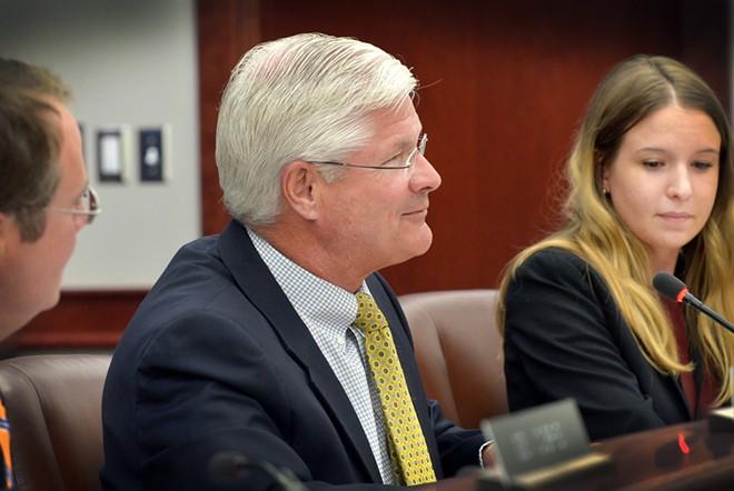 Michigan Sen. Mike Shirkey. - COURTESY PHOTO