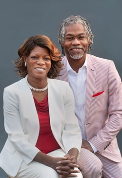 Patricia Allen and Michael Henry. - COURTESY PHOTO