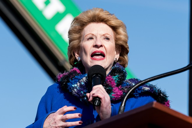 Sen. Debbie Stabenow. - SHUTTERSTOCK