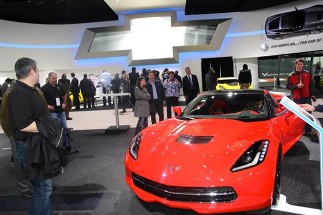 The North American International Auto Show will move to 2022 after being previously postponed to fall 2021. - COURTESY OF NAIAS