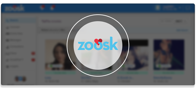 Search zoosk without joining
