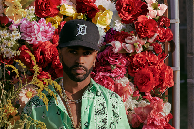 Big Sean rereleases his debut album, Finally Famous, on streaming services. - COURTESY PHOTO