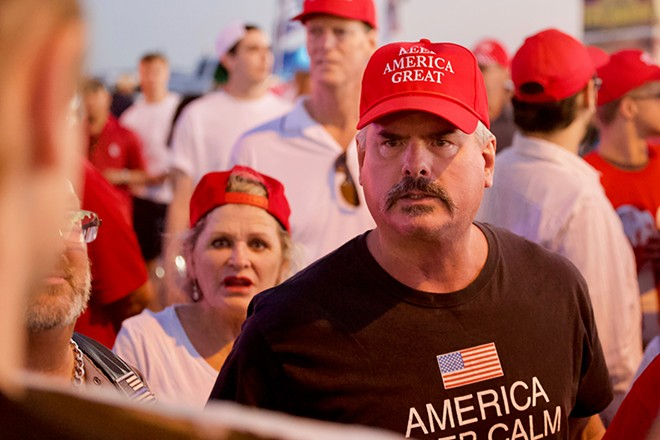 MAGA runs on rage. The 2024 primary is going to be MAGA on steroids. - ERIC ROSENWALD / SHUTTERSTOCK.COM