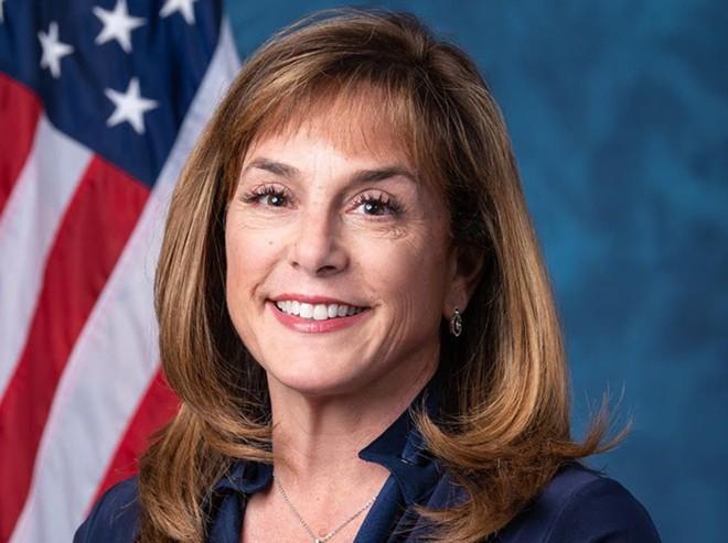 U.S. Rep. Lisa McClain, R-Bruce Township - U.S. CONGRESS