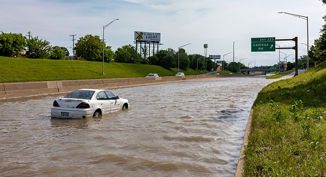 FEMA to start damage assessments after last month's flooding in Wayne County. - RUSTY YOUNG