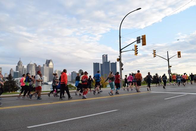 Runner's High will host a 5k run on Belle Isle on Aug. 15. - JAY FOG / SHUTTERSTOCK.COM