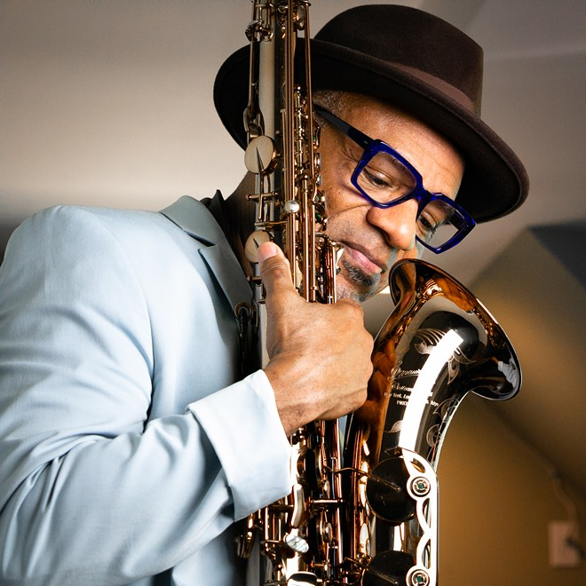 Kirk Whalum will perform at the Aretha on Wednesday, July 21. - COURTESY OF KIRK WHALUM