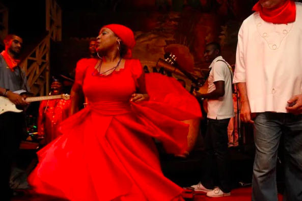 Haitian band, RAM, will perform at the  29th annual Concert of Colors. - PHOTO COURTESY OF CONCERT OF COLORS