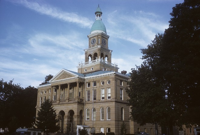 Hillsdale could join 33 U.S. cities that have banned abortions. - WIKIPEDIA/PUBLIC DOMAIN