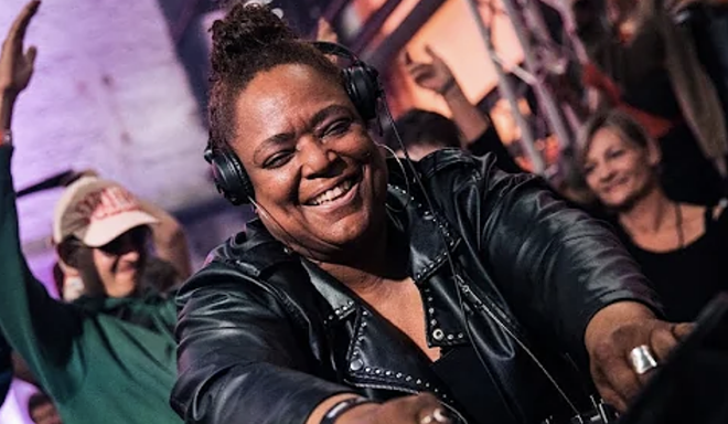 Kelli Hand aka K-Hand, who paved the way for Black women in the techno industry, has died at 56. - SCREEN GRAB/YOUTUBE