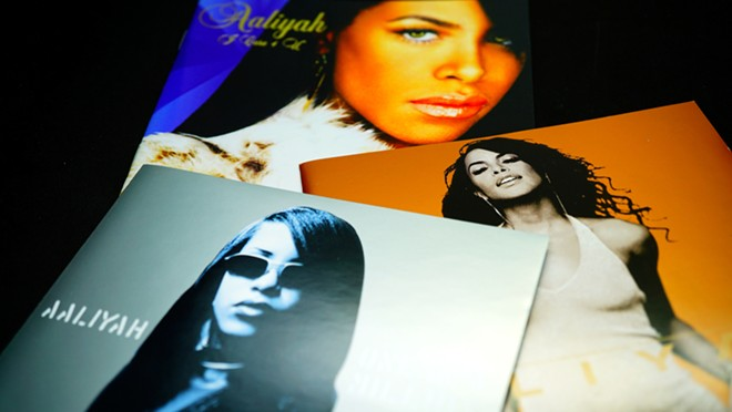Most of the catalog of the late R&B star Aaliyah has not been made available on streaming services. - SHUTTERSTOCK
