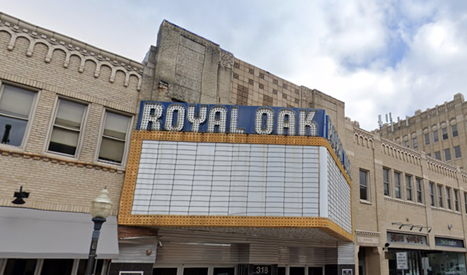 Royal Oak Music Theatre is one of two AEG-operated metro Detroit venues which will require proof of full vaccination starting Oct. 1. - GOOGLE MAPS/STREET VIEW